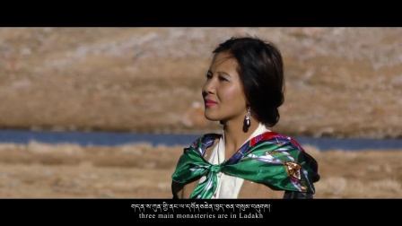 拉达克藏歌 THE_FORTUNE_OF_LADAKH_|_NEW_LADAKHI_SONG_|