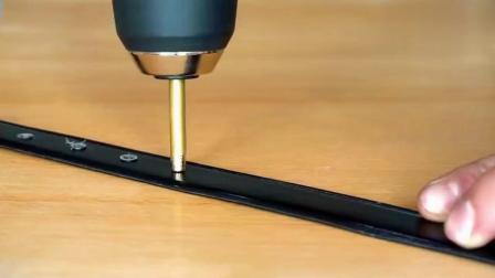 牛人用螺丝制成这个工具,实用性给满分,可以