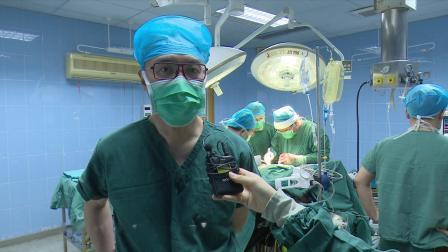 海门市人民医院胸外科与上海接轨 成功开展高新手术