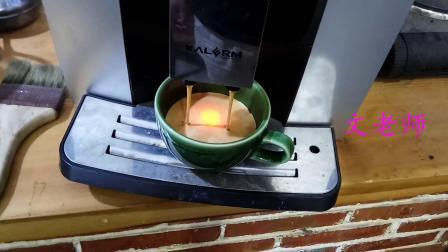 咖乐美咖啡机维修后测试验收1logo成都咖乐美咖啡机售后测试