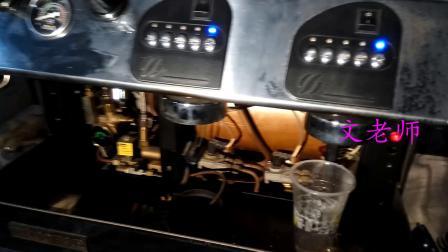 爱宝二手咖啡机1logo四川二手爱宝咖啡机半自动商用咖啡机
