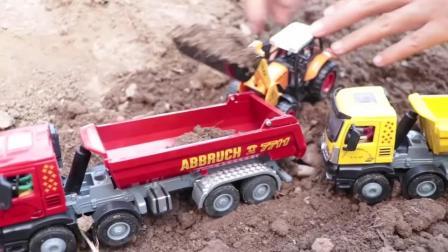 挖掘机视频表演 工程挖掘机工作视频大全
