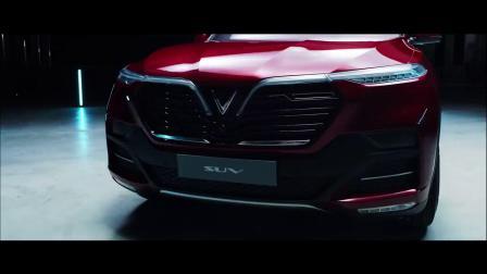 越南自主汽车品牌VINFAST曝光,车标高端大气,颜值不输国内车型