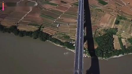 """中国最具有历史""""威严""""的一座桥,网友拍照留"""