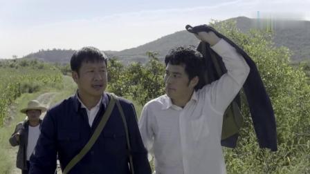 《太行赤子》研究小组挺进太行山 李保国受托解决栗子树病