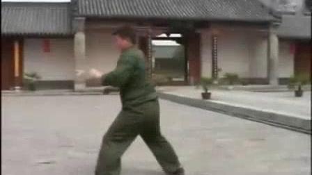我在军体拳分解教学-第一部截了一段小视频
