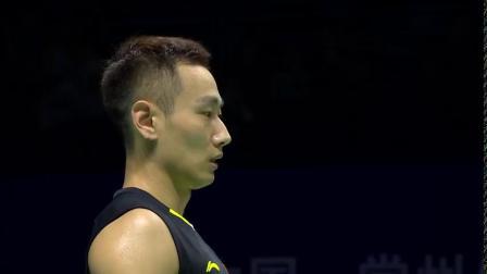 2018中国羽毛球公开赛半决赛最佳球