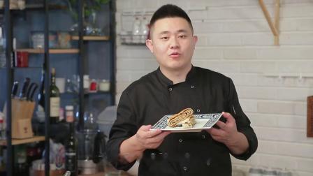 面点厨师长教您做发面椒盐麻酱饼,外酥内软口口停不下来!
