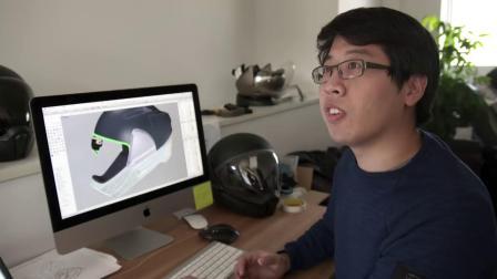 Cross Helmet 360 智能头盔