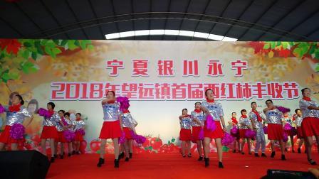 《永宁县望远镇三里屯花园》《红枫舞队~舞动中国》