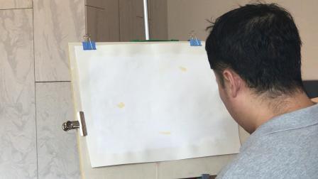 油画香蕉绘画方法(一)