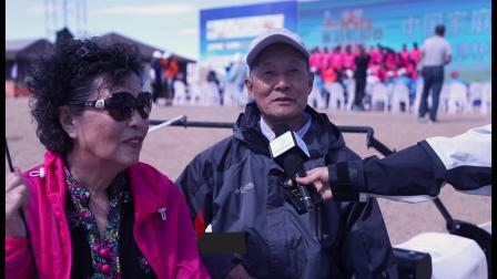 2018中国家庭帆船赛锦州湾-第二日专访视频