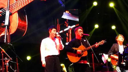 好妹妹乐队 我说今晚月光那么美,你说是的 抚仙湖自然音乐节20180922