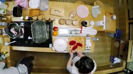 福原爱和老公江宏杰在家约会喝自制水果茶也太浪漫了吧