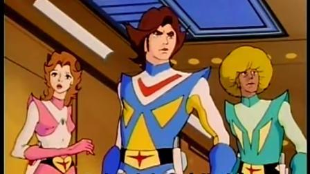 宇宙骑士铁甲人1975TV版动画第19话日语中字