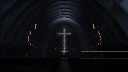 张家港教堂室内