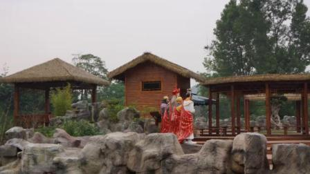 贵州行--西游古道徒坡塘瀑布景区