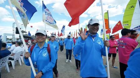 2018中国家庭帆船赛-锦州站视频集锦