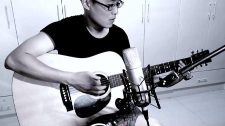 吉他弹唱《向阳花》