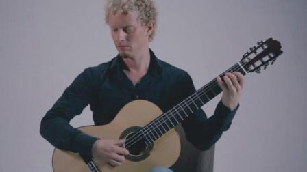 牛人古典吉他演奏《爱的罗曼史》演绎经典!