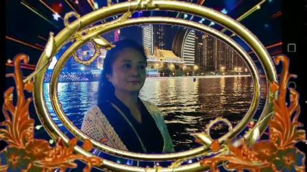 夏夜~天津海河夜景 手机拍摄18年夏夜(1)