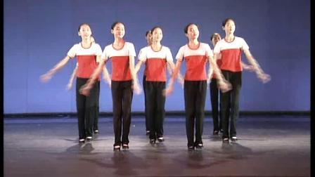 2 女班 一年级第一学期 藏族_2、基本步法训练