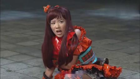 舞法天女:云飞的九剑护卫太酷了救下受伤的小熠