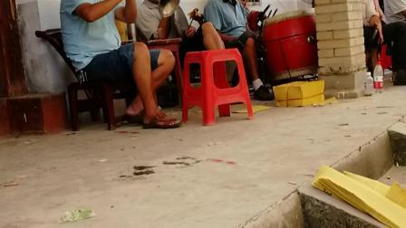 竹溪传统文化吹唢呐