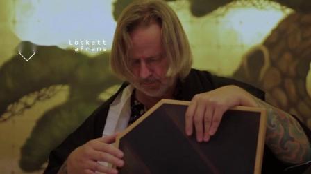 Pete Lockett plays aFrame in Japan #2