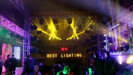 2017广州展会人气视频雷特灯光350光束灯260光束灯灯光展会