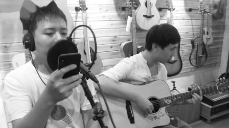 唯音悦 吉他弹唱 南方姑娘 赵雷