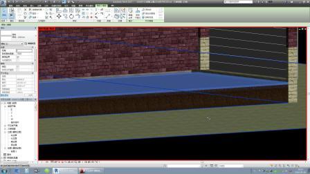 别墅6 楼梯创建前楼板降板编辑