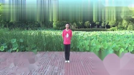 楠楠广场舞山花朵朵开 欢快...