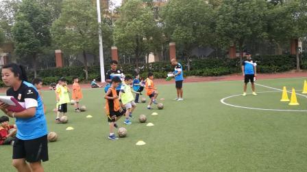 个人集锦  长春街小学校足球队选拔赛