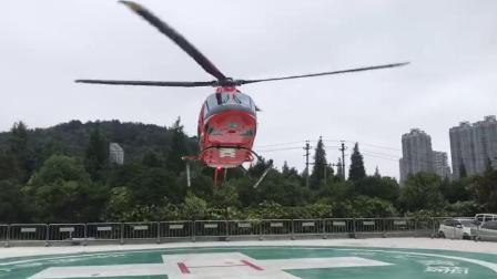 人保直升机
