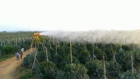 山东金原农林装备有限公司车载风送式远射程喷雾打药机