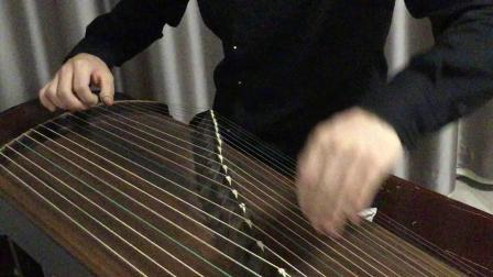低音区旋律弹奏练习