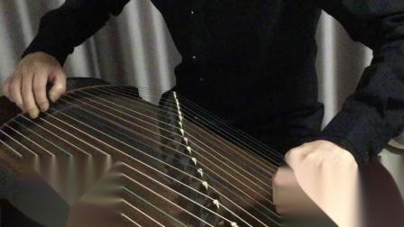 <在北京的金山上>全曲弹奏练习