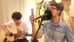 唯音悦吉他弹唱 需要人陪 王力宏