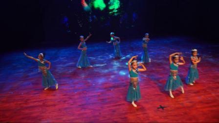 国风舞蹈培训机构2018少儿比赛 9.《梦之雀》