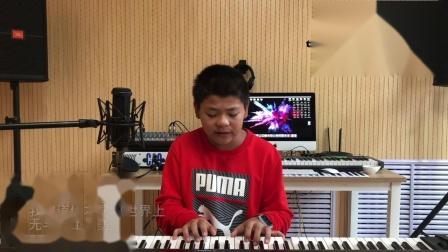 承德市菁洋流行音乐艺术中心李鑫泽《无与伦比的美丽》