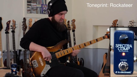 TC Electronics SpectraComp Bass Demo -- BassTheWorld.com