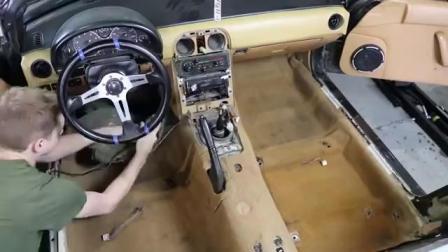 MX-5改装越野拉力赛车