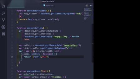 《JavaScript DOM 编程艺术》10:应用最佳实践