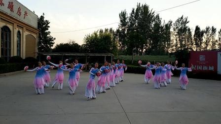 青叶舞蹈队14《江山颂》