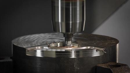 用于高温合金高速粗加工的陶瓷立铣刀