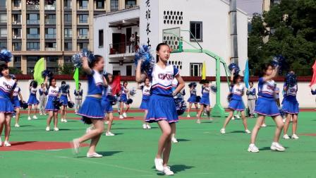 义乌外国语学校十九届运动会快剪