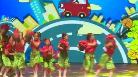 国风舞蹈培训机构2018少儿比赛 17.《叭叭口》