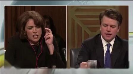 SNL mocking Brett Kavanaugh hearings
