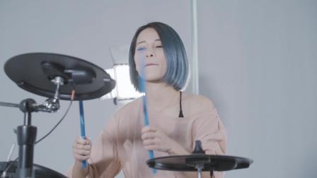 NUX DM-4S 网面套鼓 曼青演示视频